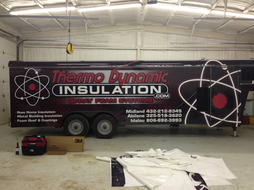 spray foam insulation Amarillo